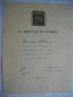 Invito XXIII Biennale Venezia