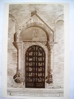 Porta di San Nicola Bari Progetto