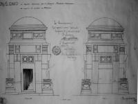 Cappella Colavecchio progetto