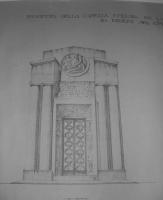 Cappella Dalessandro-Ciccolella progetto