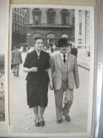 G.Albano e moglie